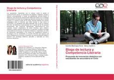 Portada del libro de Blogs de lectura y Competencia Literaria