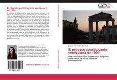 Обложка El proceso constituyente venezolano de 1999