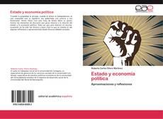Buchcover von Estado y economía política