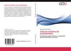 Buchcover von Cálculo intuitivo de probabilidad