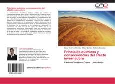 Couverture de Principios químicos y consecuencias del efecto invernadero