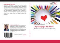 Portada del libro de La pedagogía del Amor