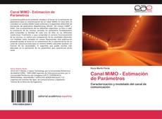 Portada del libro de Canal MIMO - Estimación de Parámetros
