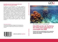Copertina di Identificación de  factores de éxito para impulsar el concepto de RSE
