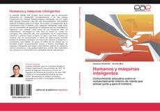 Buchcover von Humanos y máquinas inteligentes