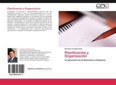 Buchcover von Planificación y Organización
