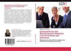 Portada del libro de Competencias del Recepcionista Hotelero con un enfoque por procesos