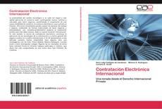 Portada del libro de Contratación Electrónica Internacional