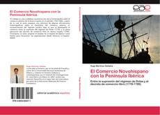 Buchcover von El Comercio Novohispano con la Península Ibérica