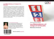 Portada del libro de Las Matemáticas y el Juego en la Escuela
