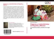 Copertina di Viajeros y costumbristas en España y México