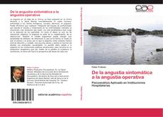 Capa do livro de De la angustia sintomática a la angustia operativa