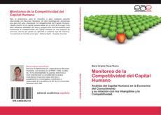Portada del libro de Monitoreo de la Competitividad del Capital Humano