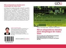 Copertina di RA en dispositivos móviles para despliegue de redes wlan