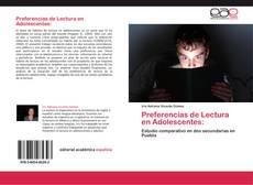 Buchcover von Preferencias de Lectura en Adolescentes: