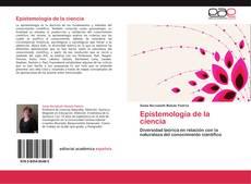 Buchcover von Epistemología de la ciencia