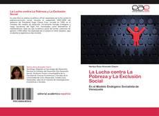 Capa do livro de La Lucha contra La Pobreza y La Exclusión Social