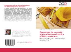 Portada del libro de Esquemas de inversión alternativos en el sector público mexicano