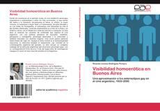 Обложка Visibilidad homoerótica en Buenos Aires