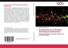 Bookcover of Evaluación en el Tiempo del Impacto Ambiental
