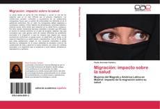 Capa do livro de Migración: impacto sobre la salud