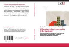 Buchcover von Eficacia de la cooperación internacional