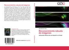 Bookcover of Reconocimiento robusto de imágenes