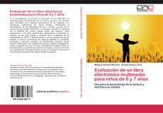 Bookcover of Evaluación de un libro electrónico multimedia para niños de 6 y 7 años