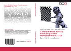 Couverture de Control Híbrido Fuerza-Posición para un manipulador de 2 GDL
