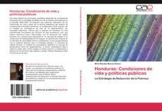 Bookcover of Honduras: Condiciones de vida y políticas públicas