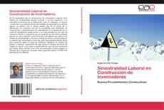 Portada del libro de Siniestralidad Laboral en Construcción de Invernaderos