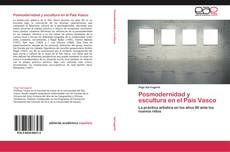 Portada del libro de Posmodernidad y escultura en el País Vasco