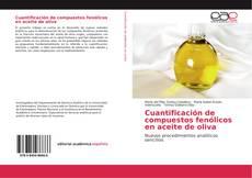 Capa do livro de Cuantificación de compuestos fenólicos en aceite de oliva