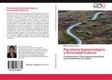 Copertina di Pluralismo Epistemológico y Diversidad Cultural
