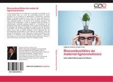 Portada del libro de Biocombustibles de material lignocelulósico