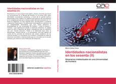 Portada del libro de Identidades nacionalistas en los sesenta (II)