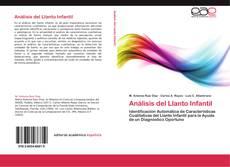 Buchcover von Análisis del Llanto Infantil