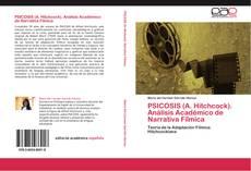 Couverture de PSICOSIS (A. Hitchcock). Análisis Académico de Narrativa Fílmica