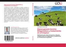 Copertina di Hipocuprosis bovina. Diagnóstico y tratamiento en el trópico