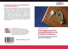 Capa do livro de Estrategias para la competitividad en la Industria Hotelera