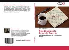 Bookcover of Metodología en la Docencia Superior