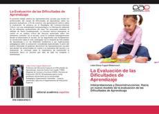 Bookcover of La Evaluación de las Dificultades de Aprendizaje