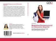 Borítókép a  Modalidad Semipresencial en Educación Superior - hoz