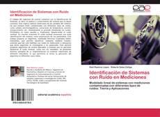 Portada del libro de Identificación de Sistemas con Ruido en Mediciones