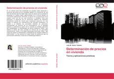 Couverture de Determinación de precios en vivienda