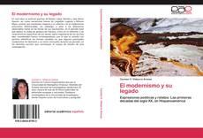 Portada del libro de El modernismo y su legado