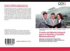 Bookcover of Cuadro de Mando Integral para la Gestión y Control Medioambiental
