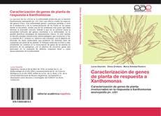 Borítókép a  Caracterización de genes de planta de respuesta a Xanthomonas - hoz