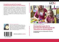 Portada del libro de Competencias de la Formación Profesional de Técnico en Pericultura