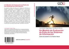 Обложка Un Modelo de Evaluación de Éxito de los Sistemas de Información